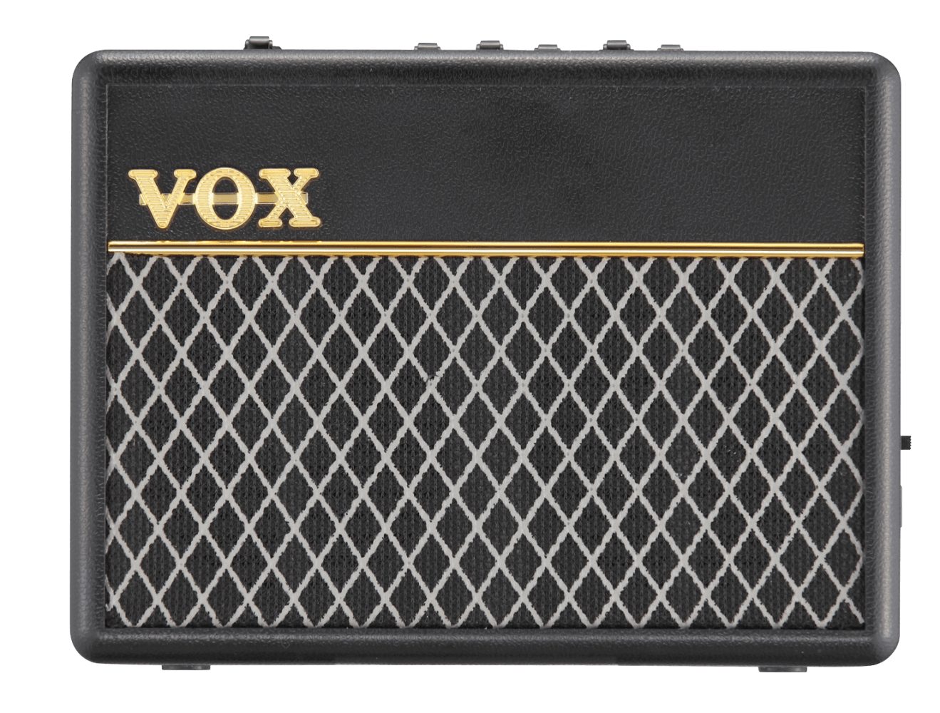 black VOX amplifier
