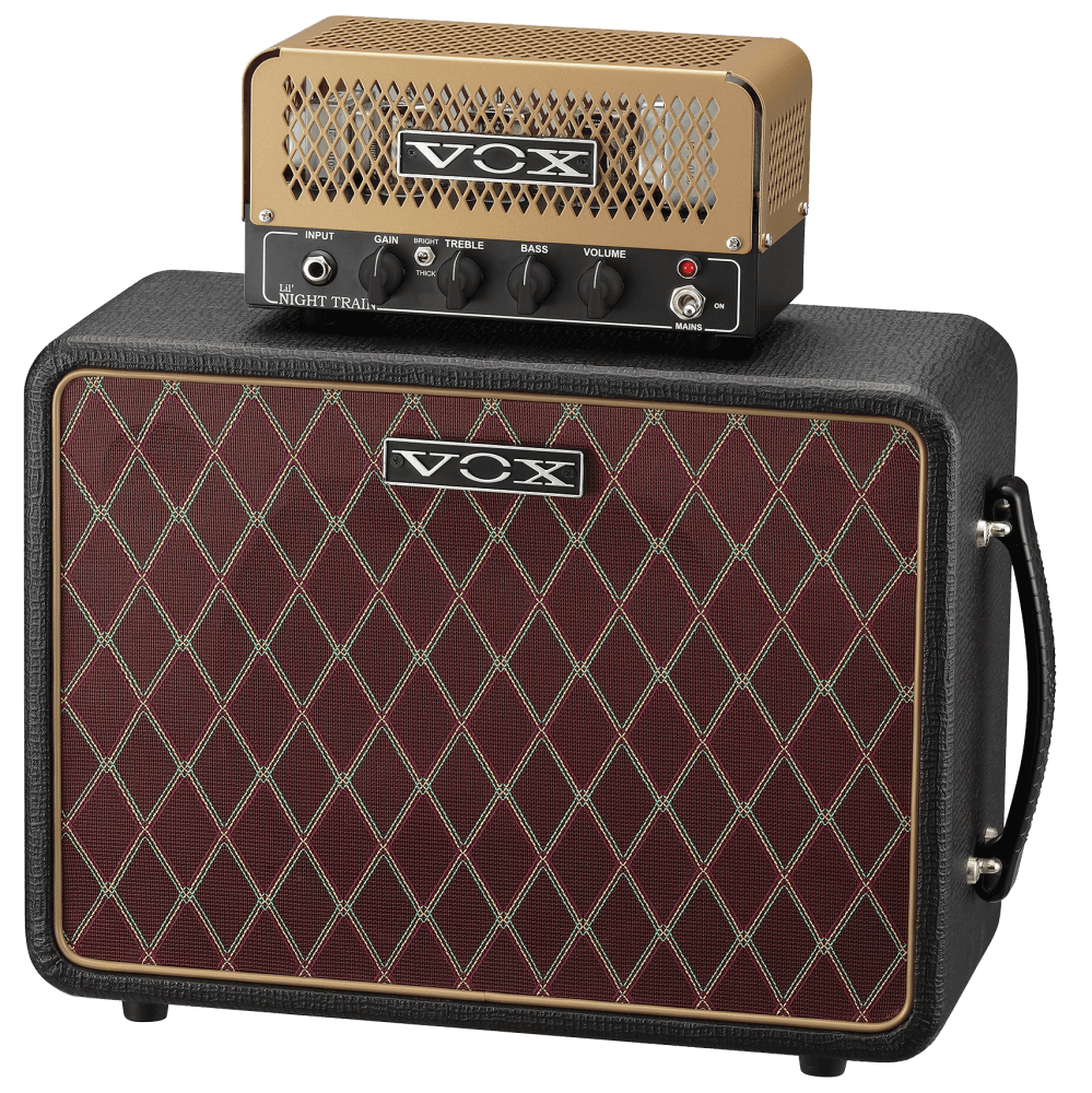 VOX amplifier and tube head