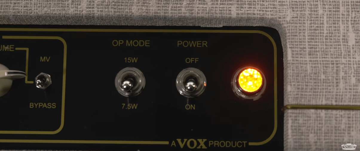 VOX Hand-Wired AC15HW1 - Demo