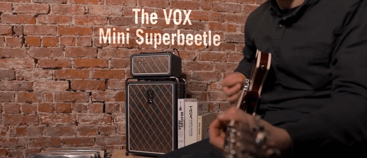 VOX MSB25 Mini SuperBeetle – The Living Room Stadium Rig