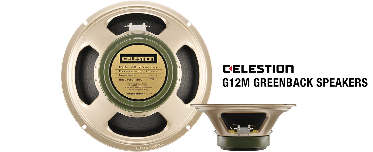 two angles of interioir part of Celestion Speakers