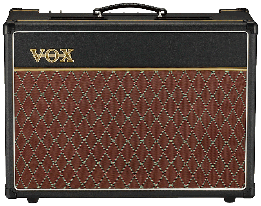 Vox AC15C1 straight-on front view