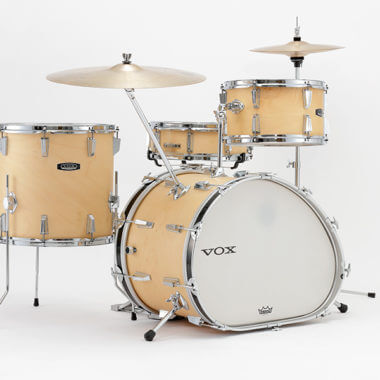 Maple VOX drum kit