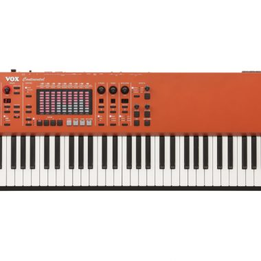 orange VOX keyboard
