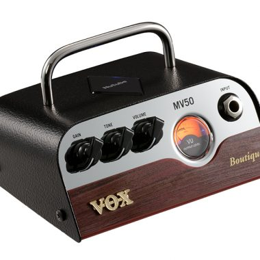 VOX BOutique amplifier head