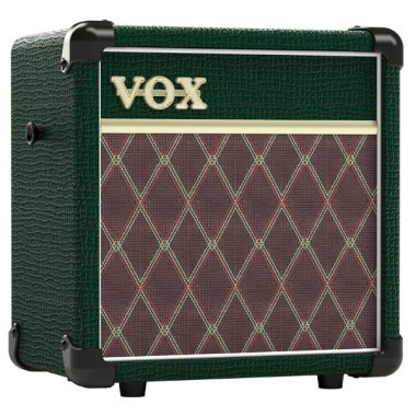 green VOX amplifier