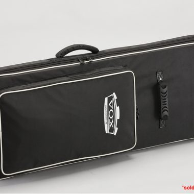 black VOX keyboard bag